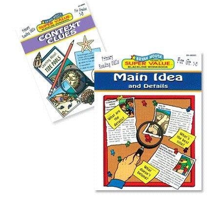 Amazon.com: ECS Learning Systems Reading Skills: Main Ideas ...