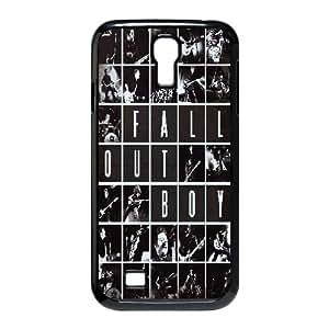 LSQDIY(R) fall out boy SamSung Galaxy S4 I9500 Case, Custom SamSung Galaxy S4 I9500 Phone Case fall out boy