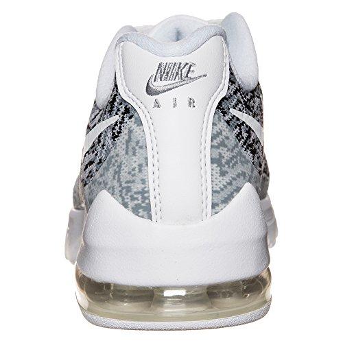 black Fille Chaussures de Kjcrd Air Blanco W Blanco Running Max Grey Entrainement White wolf White Nike Invigor fqnAU6zw