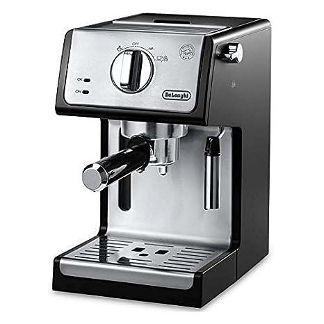"De Longhi ecp3420 15 ""bar bomba máquina de café Espresso y capuchino,"