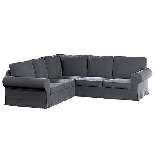 Dekoria Ektorp - Funda de sofá esquinero para IKEA Ektorp ...