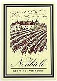 Home Brew Ohio Nebbiolo Wine Labels