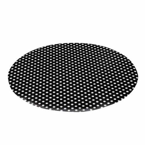 M. Isaac Mizrahi PVC Floral Dot Placemat, 50-Pack