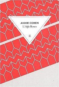 L'Alfa Roméo par Annie Cohen