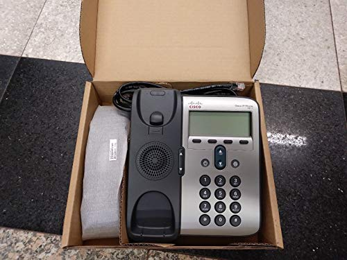 (Cisco 7911G Unified IP Phone, CP-7911G, New - Lifetime Warranty)