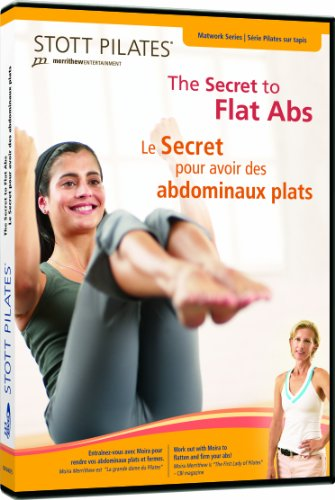 STOTT PILATES The Secret to Flat Abs (English/French)