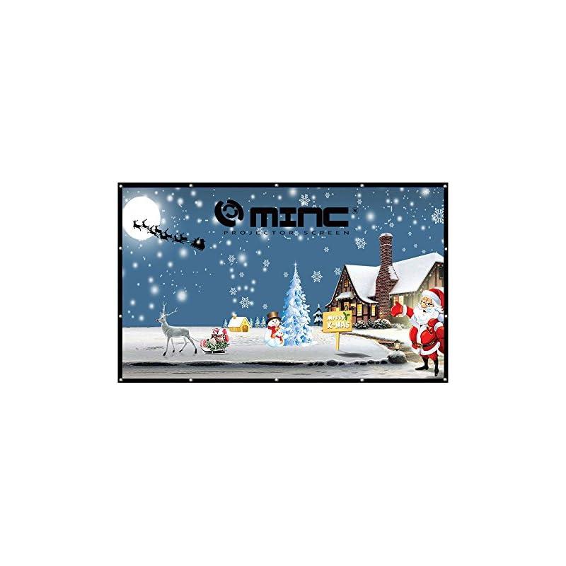 Outdoor Projector Screen 150 Inch 16:9 -
