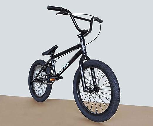 Bicicleta BMX Bikes De 18 Pulgadas para Niños, Cuadro De Acero De ...