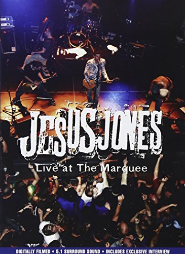 Price comparison product image Jesus Jones - Live at the Marquee