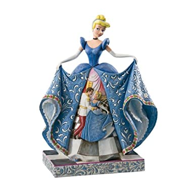 Disney Traditions by Jim Shore Cinderella Figurine  Romantic Waltz  (4007216)