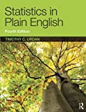 img - for Statistics in Plain English, Fourth Edition (Volume 1) book / textbook / text book