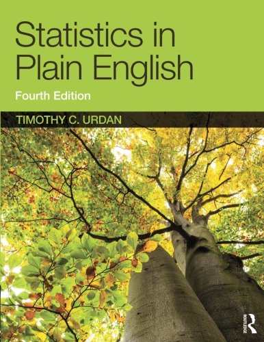 Statistics in Plain English, Fourth Edition (Volume 1)