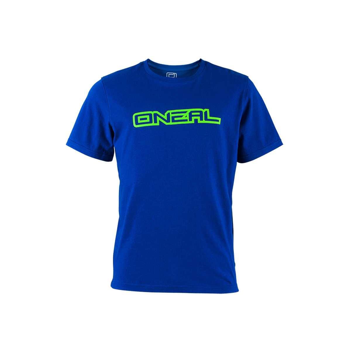 Oneal Piledriver T-Shirt blue XXL