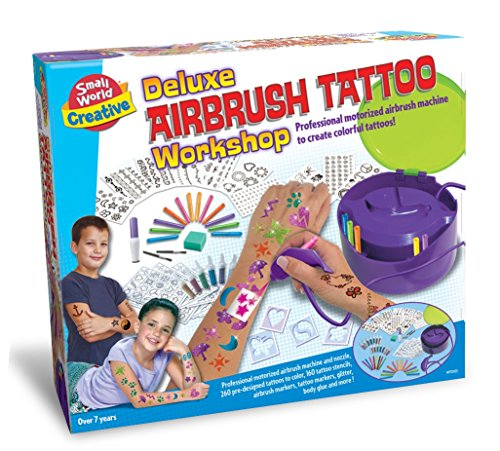 Small World Toys Creative - Airbrush Tattoo Workshop by Small World Toys