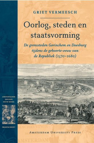 Oorlog, Steden en Staatsvorming (Dutch Edition) pdf