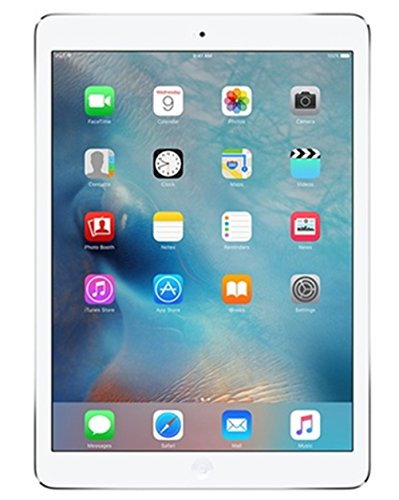(Apple iPad Air MF529LL/A (32GB, Wi-Fi + at&T, White with Silver) (Refurbished))