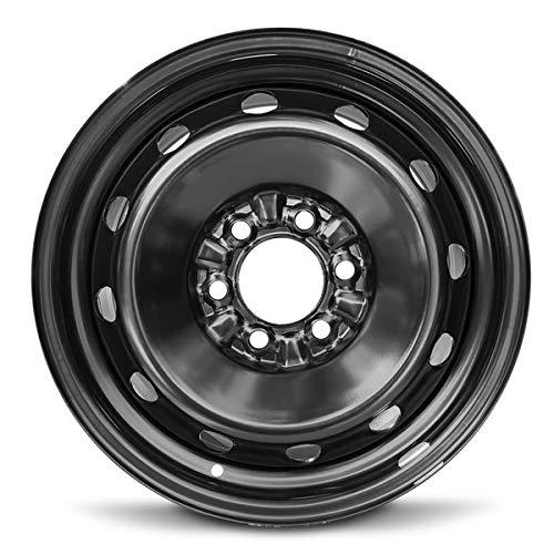 Iws Series 3899– Wheel Ford F150 07 14 Expedition 07 16 Navigator 07 16 Black Replacement New Steel Rim 17 Inch 6x135mm 17x8 6 Lug