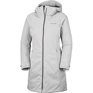 Columbia Autumn Rise Mid Jacket Chaqueta Impermeable, Mujer: Amazon.es: Deportes y aire libre