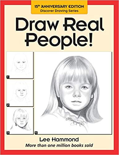 Draw Real People Discover Drawing Lee Hammond 0035313307201