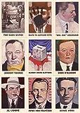 TRUE CRIME 2 1992 ECLIPSE COMPLETE BASE CARD SET OF 110