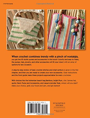e1f052b4eeec Crochet Purses and Accessories: Therese Moisant, Anne Rouzier ...