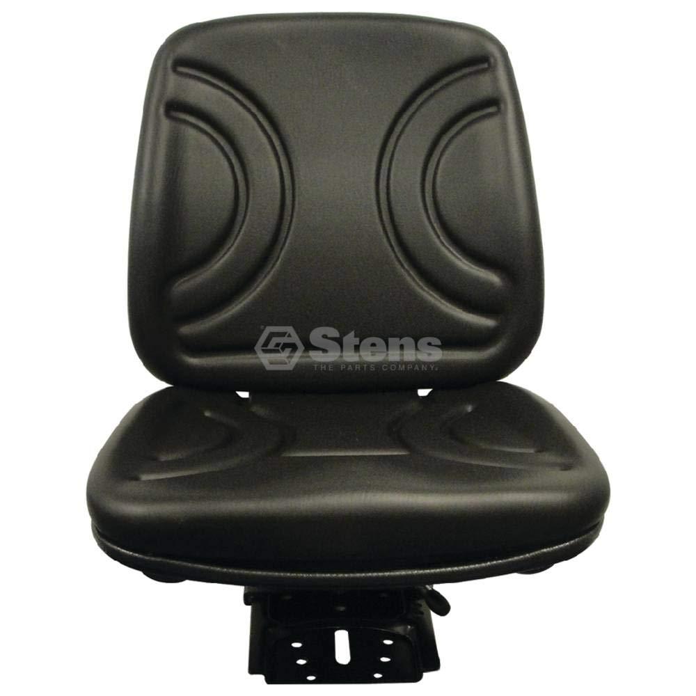 Stens Seat for Suspension, black vinyl, adjustable