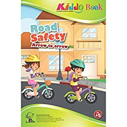 American Educational Products A-4020  Road Safety Booklet for Kiddo