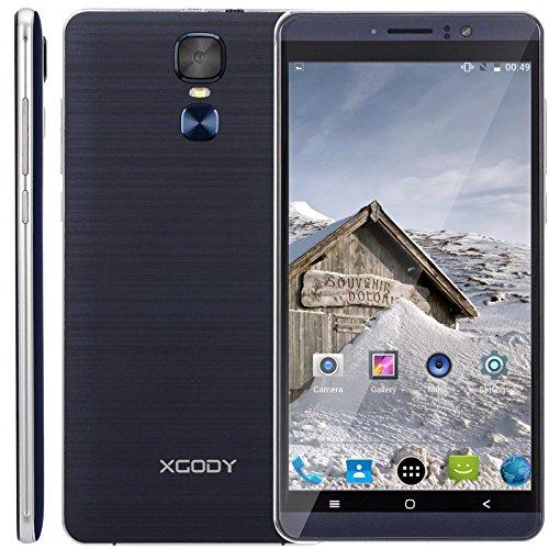 Xgody Y14 6 Inch Android 5.1 Unlocked Smartphone 8GB ROM
