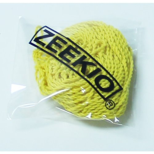 Zeekio Yo-yo Strings - (1) Ten Pack of 100% Cotton String - Yellow