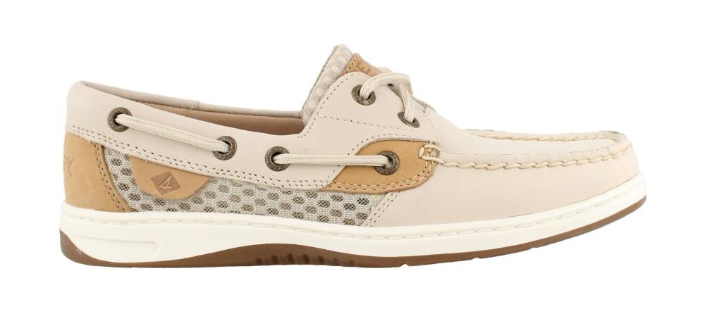 Sperry Women's, Bluefish Air Mesh Boat Shoes Oat 10 M