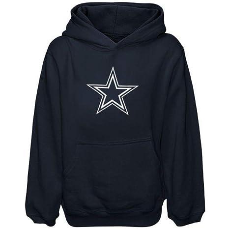 534d65e2b Amazon.com   Dallas Cowboys Youth Logo Premier Hoody   Sports   Outdoors
