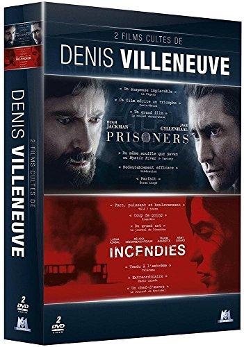 2 films cultes de Denis Villeneuve??: Prisoners + Incendies