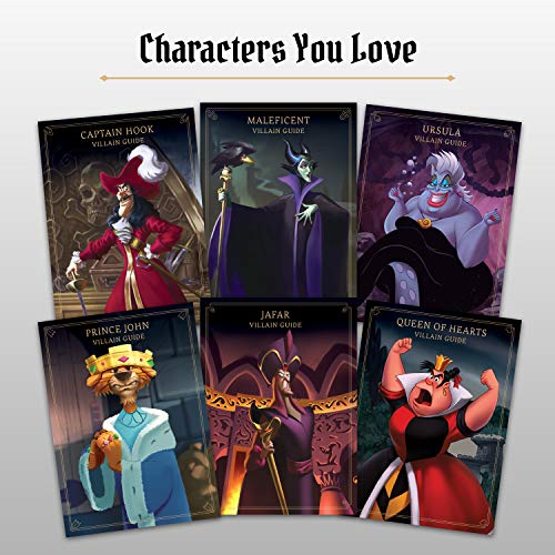51CIZUK1zWL - Ravensburger Disney Villainous Strategy Board Game for Age 10 and Up - 2019 TOTY Game of the Year Award Winner