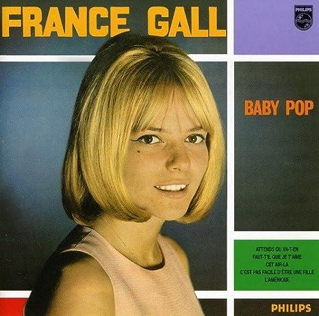 フランス・ギャル / ベイビー・ポップ +2