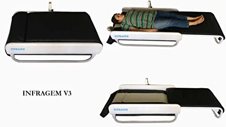 Infragem Thermal Acupressure Massage Bed (Igm V3 Eqvlnt Ceragem V3)