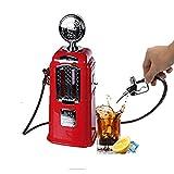 gas pump alcohol dispenser - SYS Double Guns Liquor Pump Gas Station Beer Dispenser Alcohol Liquid Soft Drink Beverage Dispenser Machine Bar Butler Tools