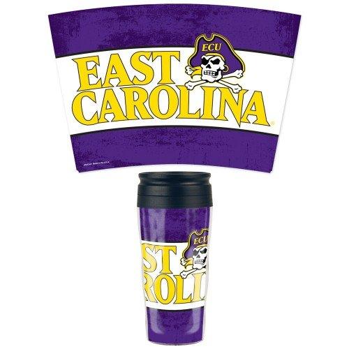 Wincraft NCAA East Carolina Pirates 16-Ounce Travel Mug