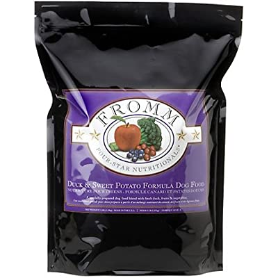 Fromm Four-Star Duck & Sweet Potato Dog Food, 30 lb