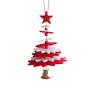 christmas pendant hunzed christmas hanging supplies pendant accessories party xmas tree decorations ornaments home decoration - Amazon Christmas Tree Decorations