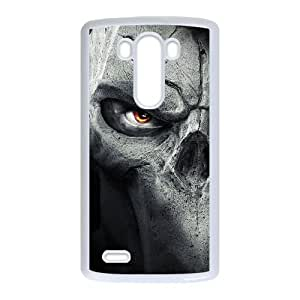 Darksiders LG G3 Cell Phone Case White Customized Toy pxf005_9655778