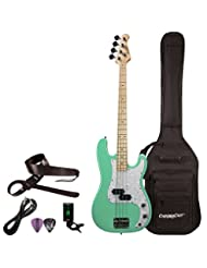 Sawtooth ST-PB-SGRP-KIT-1 EP Series Electric Bass Guitar with...
