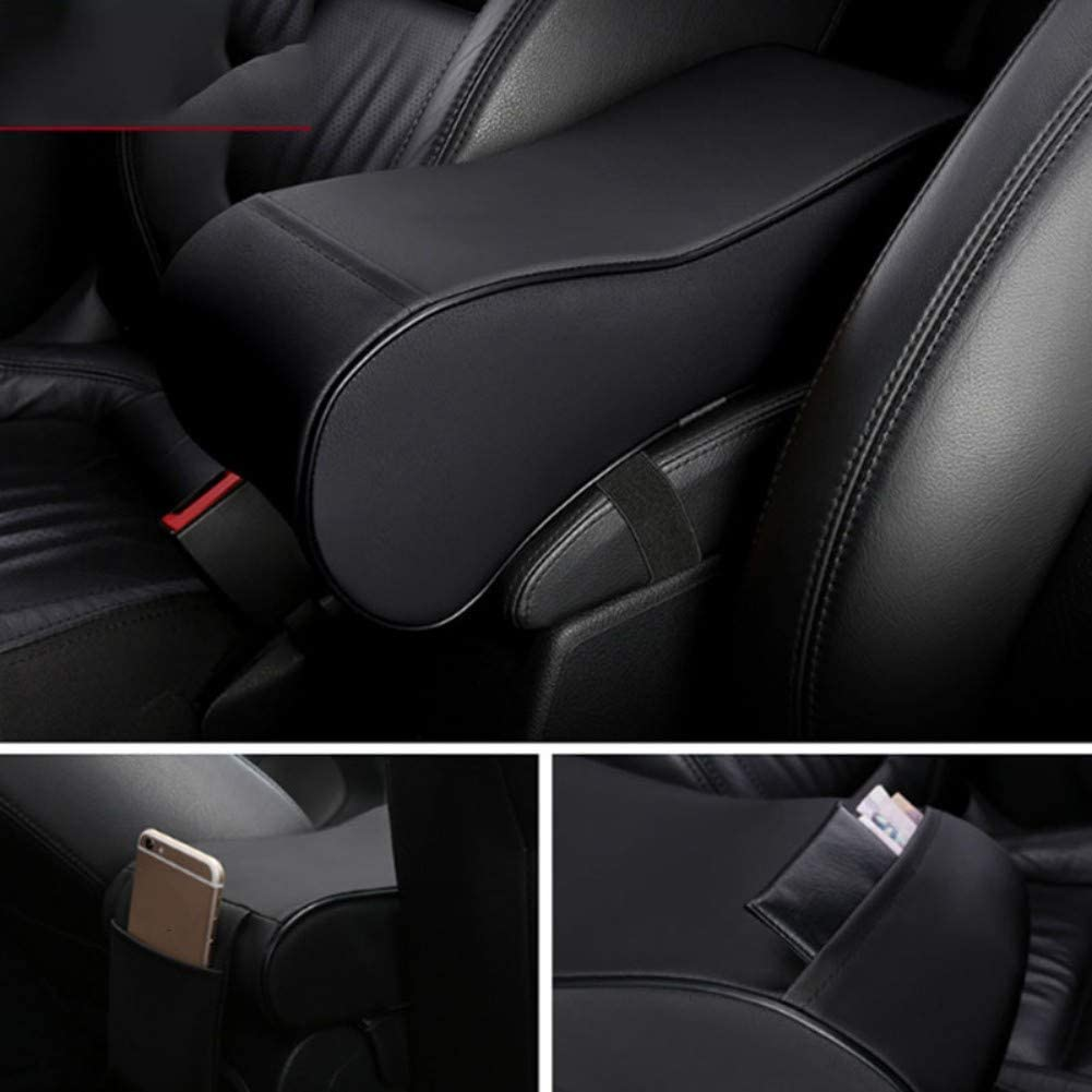 DANDELG Auto Armrests box Pad,Fit For Citroen Picasso C1 C2 C3 C4 C4L C5 DS3 DS4 DS5 DS6 Elysee C-Quatre