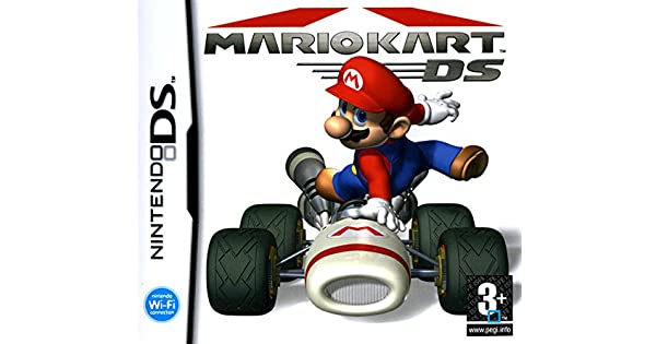 Amazon Com Mario Kart Nds Video Games