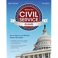 Amazon best sellers best civil service test guides master the civil service exams petersons master the civil service exams fandeluxe Choice Image