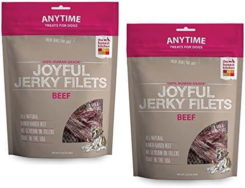 Dog Treats: Honest Kitchen Joyful Jerky