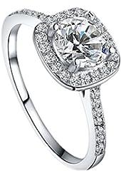 Jzoeoeu Jewelry Wholesale Jewelry Inlaid Zircon Hearts And Arrows Diamond Ring Gold-Plated Jewelry