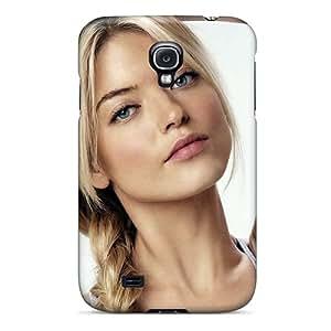 Unique Design Galaxy S4 Durable Tpu Case Cover Celebrity Martha Hunt