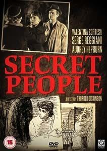 The Secret People [Region 2]