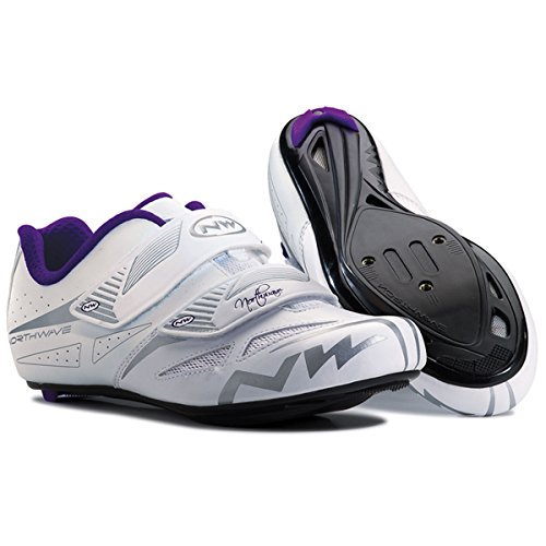 Northwave Eclipse Evo Road Shoes White-Grey 2sZDaTDU