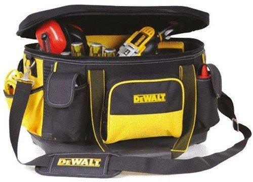 Large Round Tool Bag (DeWalt 179211 Pro Round Top Bag 1-79-211)